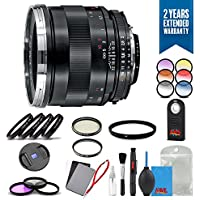 Zeiss Makro-Planar T 50mm f/2 for Nikon F - 1771-845 with Cleaning Accessory Kit and 2 Year Extended Warranty