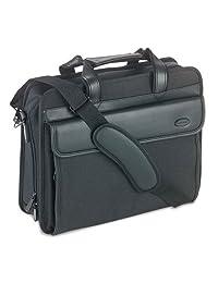Bond Street 467704BLK Laptop Briefcase