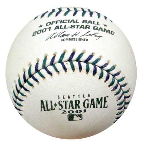 UNSIGNED OFFICIAL 2001 ALL-STAR BASEBALL STOCK #59075 - 2001 Baseball