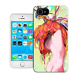 Unique Phone Case Personalities pattern woman nude art female body imagination creativity surrealism abstract collage photoshop painting digital art Hard Cover for 4.7 inches iPhone 6 cases-buythecase