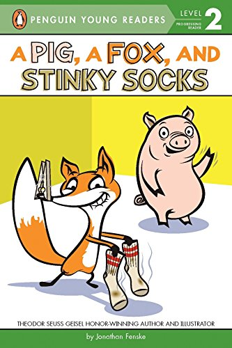 A Pig, a Fox, and Stinky Socks (Penguin Young Readers, Level 2) -