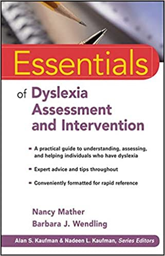 \\FULL\\ Essentials Of Dyslexia Assessment And Intervention. little Thrivent features Manual media