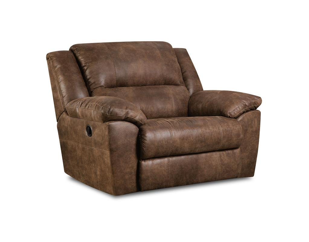 for wide chloe swivel extra recliner double rocker chair x full lane leather amazing furniture image