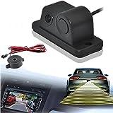 parking sensor buzzer 170 degree night vision car rear view