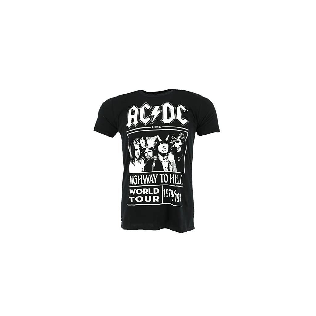 AC/DC Highway to Hell World Tour 1979/1980
