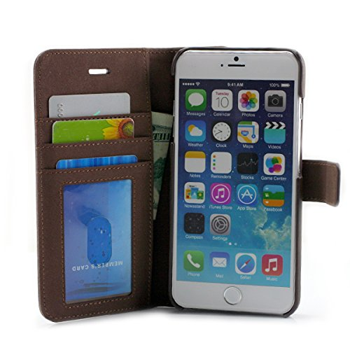 Prodigee Wallegee iPhone Leather Wallet product image