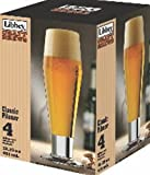Libbey Craft Brews 15.25-Ounce Clear Pale Ale Glass Set, 4-Piece