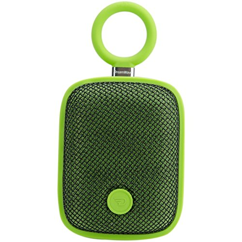 Stroller Green Bubbles - Dreamwave BUBBLEPOD-G Green Compact Outdoor Bluetooth Speaker