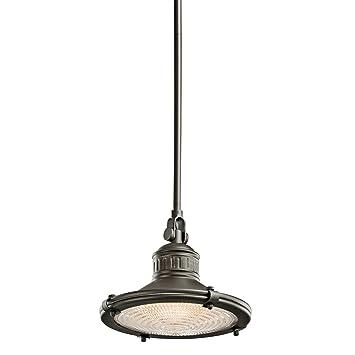Kichler 42436oz one light mini pendant ceiling pendant fixtures kichler 42436oz one light mini pendant aloadofball Gallery