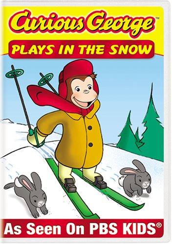 Curious George: Plays in the Snow and Other Awesome - Macys Dallas In