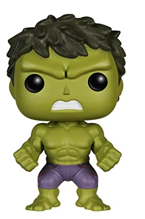 Funko 4776 No Actionfigur Marvel Avengers Aou Hulk Mehrfarbig