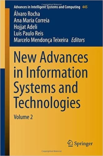 New Advances in Information Systems and Technologies: Volume 2 (Advances in Intelligent Systems and Computing) (2016-04-03)