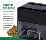 Leaf Only Electric Whole Tobacco Shredder and
