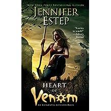 Heart of Venom (Elemental Assassin Series Book 9)
