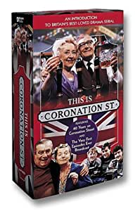 Jim Burke Ford >> Forty Years on Coronation Street [Alemania] [VHS]: Amazon ...