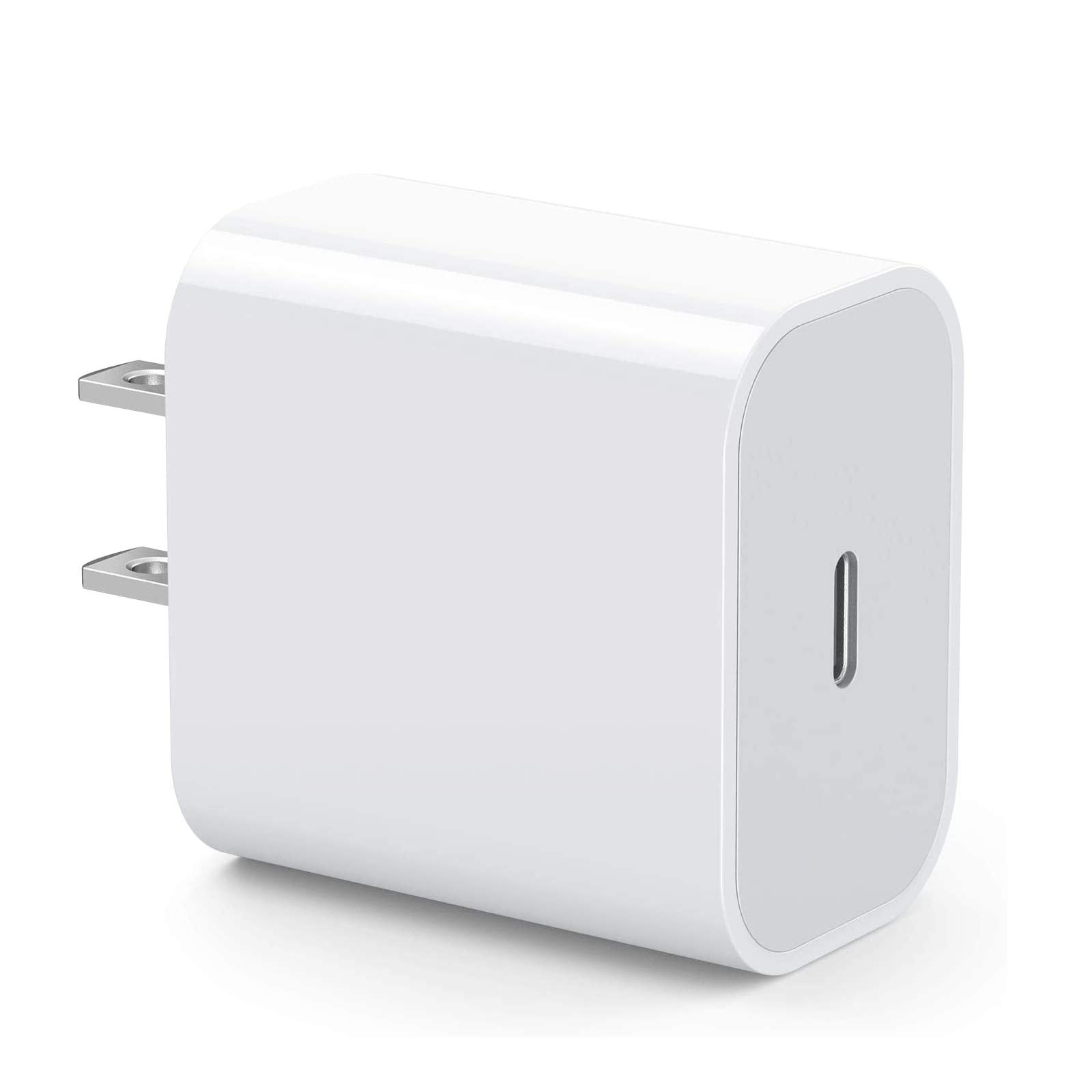USB C Charger Fast Charging Adapter PD Fast Charger USB C Power