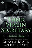 Their Virgin Secretary, Masters of Ménage, Book 6