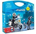Playmobil City Action 5891 Police Car...