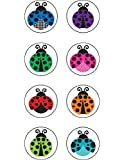 Amazon Price History for:Teacher Created Resources Colorful Ladybugs Mini Stickers (5604)