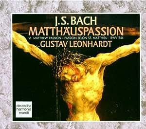 Bach: Matthauspassion / St. Matthew's Passion / Passion Selon St. Matthiew BWV 244