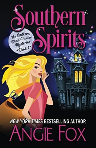 book cover of Southern Spirits