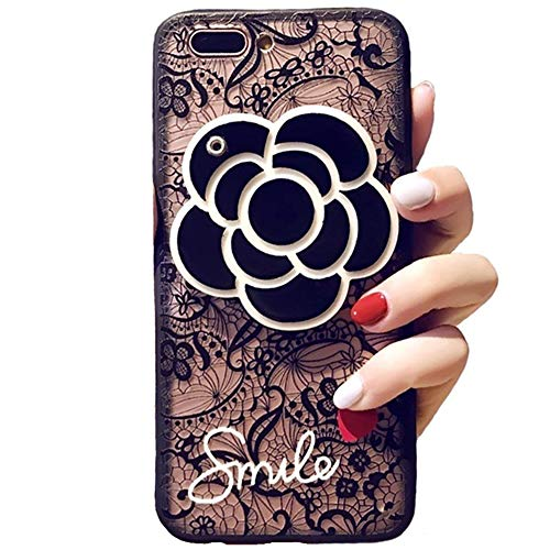 iPhone 8 Plus/7 Plus Soft Case with Elegance Camellia for sale  Delivered anywhere in USA