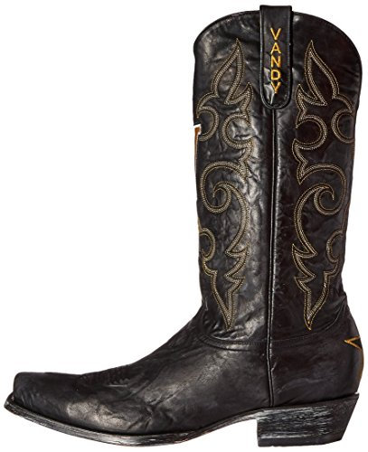 Ncaa Vanderbilt Commodores Heren Board Room Style Boots Zwart