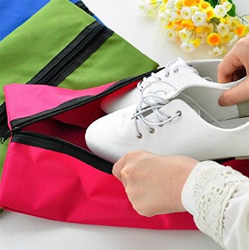 De Pour Da Sac wa Red Chaussures Rangement Bleu fwqT4nEqI