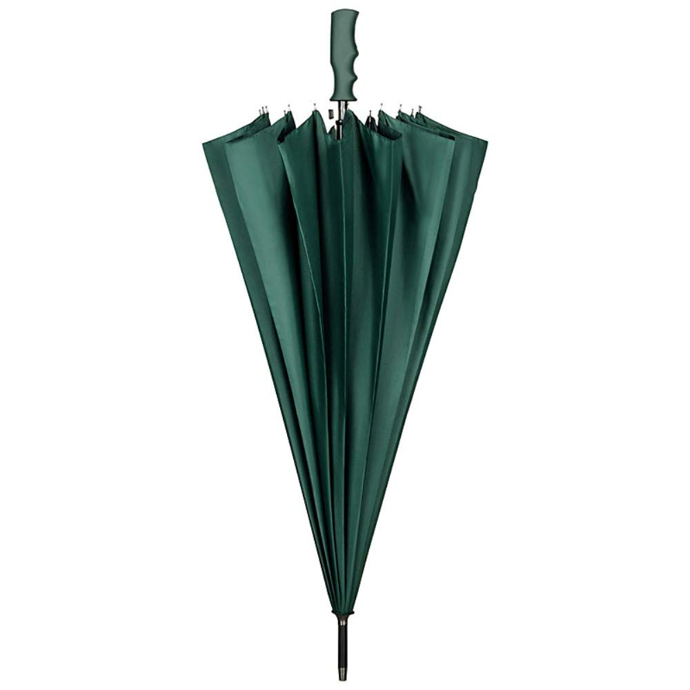 VON LILIENFELD/® Parapluie XXL Automatique Femmes Hommes Stable 2 Personnes 16 Segments Cleo Bordeaux