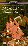 With Love, Amanda, Shelly Ritthaler, 0380783754