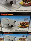 Chef S Choice Electric Food Slicer