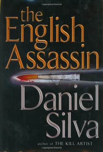 daniel silva gabriel allon books in order