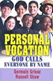Personal Vocation, Germain Grisez and Russell Shaw, 159276021X