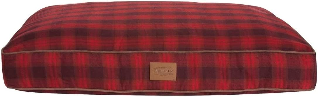 Pendleton Petnappers Red Ombre Pet Bed