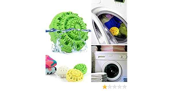 Loopunk 1 Pcs Laundry Cleaning Ball No Detergent Clothes Washing ...