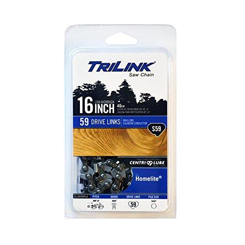 Trilink Saw Chain CL15059TL2 CP-5 S59 16'' Chain by Trilink Saw Chain