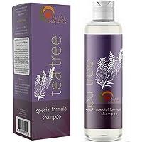 Tea Tree Shampoo Hair Treatment - Hair Moisturizer Color Safe Dandruff Shampoo and Scalp Treatment for Hair Repair and…
