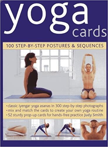 Yoga Cards: 100 Step-by-Step Postures & Sequences in a Tin ...