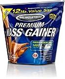 Muscletech Premium Mass Gainer -12.0 lbs, 5.44 kg (Chocolate)