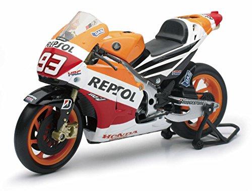Honda Repsol Replica - New Ray Toys Street Bike 1:12 Scale Motorcycle - Repsol Honda Marc Marquez 57663