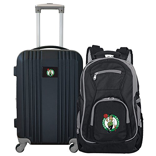 NBA Boston Celtics 2-Piece Luggage ()