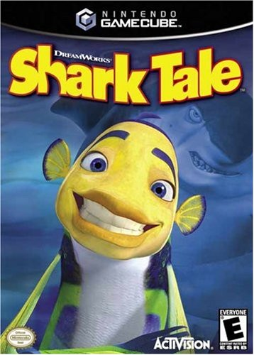 Shark Tale - Gamecube -  Activision Inc., 80701