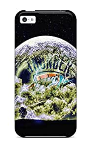 Carroll Boock Joany's Shop New Style oklahoma city thunder basketball nba NBA Sports & Colleges colorful iPhone 5c cases 3231225K382610007