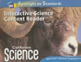 California Science Spotlight on Standards Interactive Science Content Reader, HARCOURT SCHOOL PUBLISHERS, 0153653655