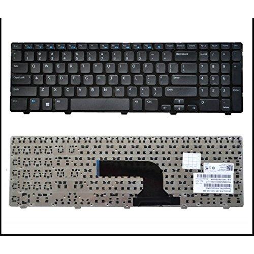 Fugen Laptop Internal Keyboard US for Dell Inspiron Inspiron 15  3521, 3537, 5521  15R  5537, I5535  15V 1316 15VR 1106 M511R M531R Latitude 3540 Vost
