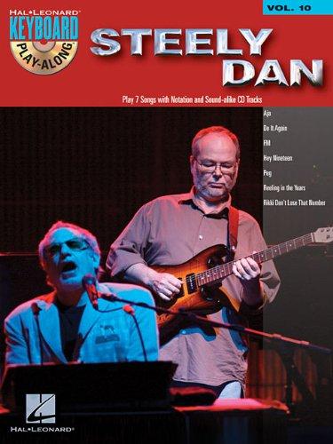 Keyboard Play Along Series - Steely Dan: Keyboard Play-Along Volume 10