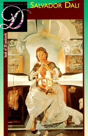 Salvador Dali: Book of 30 Postcards (Postcard Books (Todtri Productions)) Salvador Dali