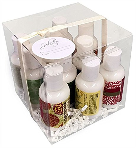 Greenwich Bay Trading Company Boxed Gifting Set Sampler Set of 10 Lotions (Summer Florals - Bay Summer Set