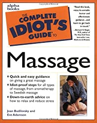 Complete Idiot's Guide to Massage