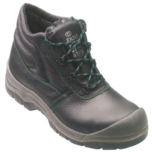 Chaussure sécurité S3 AZURITE haute noir pointure 39